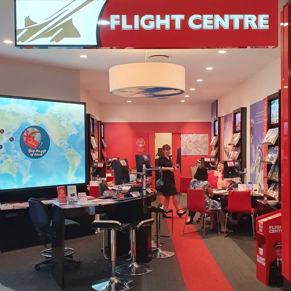 Flight Centre Leichhardt